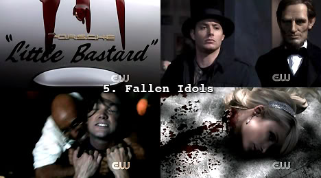 Supernatural: Worst 5 Episodes (5x05 'Fallen Idol') by freshfromthe.com