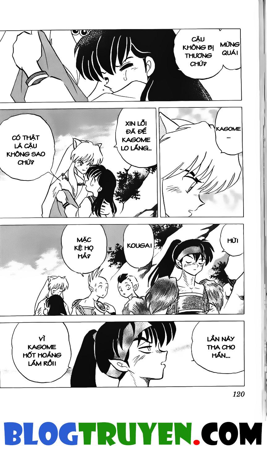 Inuyasha vol 27.7 trang 9