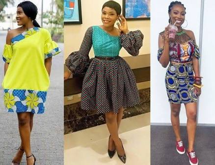 New Fashion Styles : Latest Ankara Gown Styles 2018 You Should Try Out