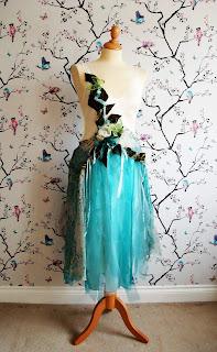 Halloween Fairy Costume by Karen Vallerius