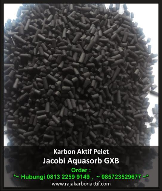 Karbon Aktif Pellet Jacobi Ecosorb