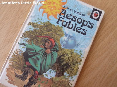 A Ladybird First Book of Aesops Fables