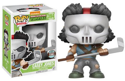 Specialty Series Exclusive Teenage Mutant Ninja Turtles Casey Jones Pop! Vinyl Figure by Funko