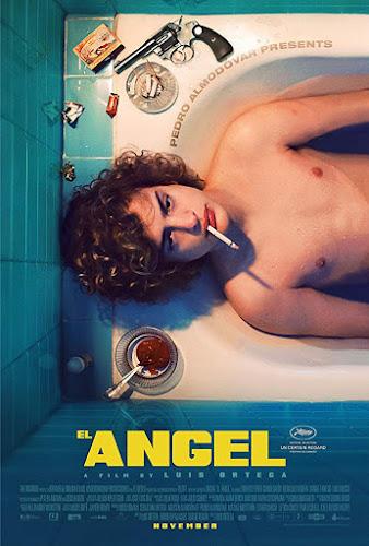 El Angel (BRRip 720p Español Latino) (2018)