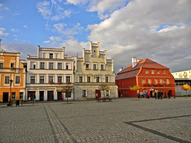 polskie miasta, perełki polskie, architektura