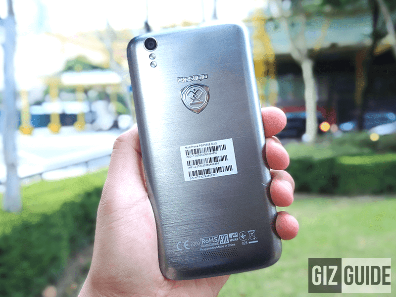 Prestigio Multiphone 5508 Duo Review, A Sweet Looking Lifestyle Phone With Selfie Flash!