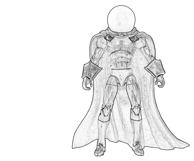 mysterio spiderman coloring pages - photo#9