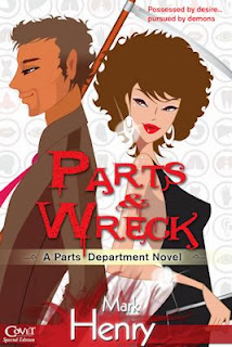 Interview with author Mark Henry - Parts & Wreck - November 26, 2013