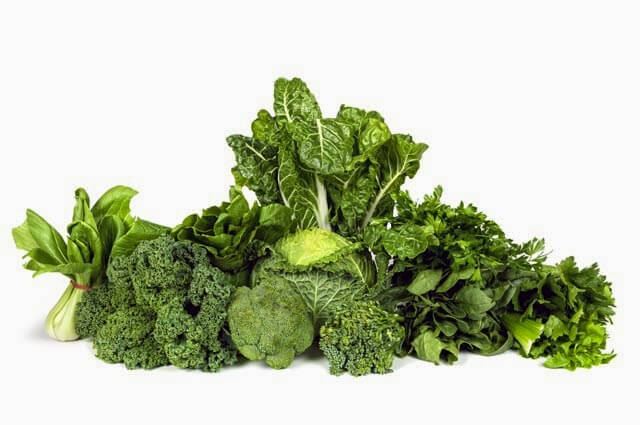 Sayuran Sumber Kalsium