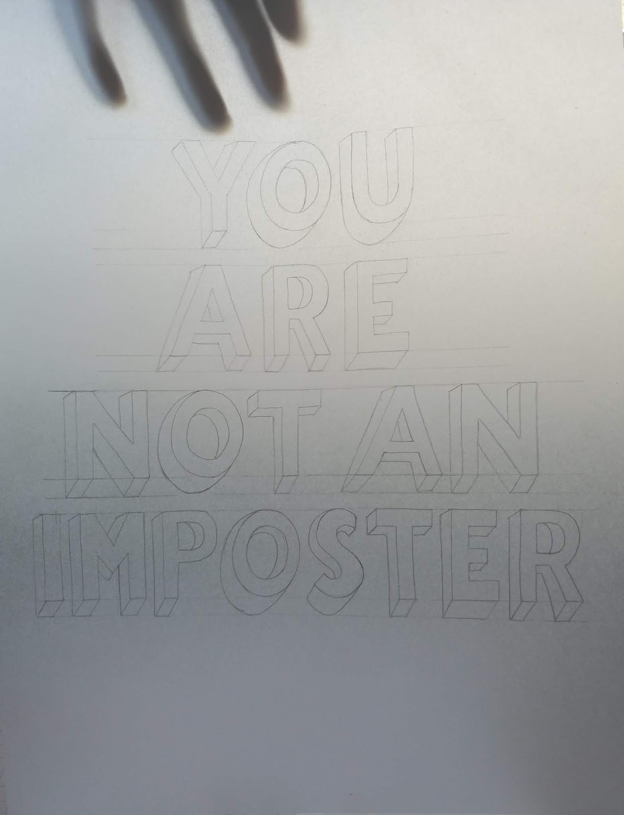 You Are Not An Imposter