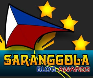 Saranggola Blog Awards 9
