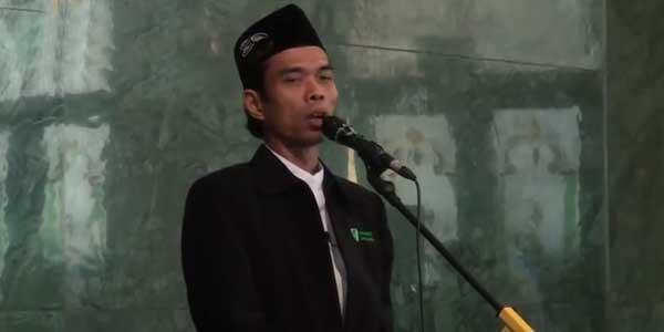 Ustad Somad: Wakil Presiden Tak Bisa Buat Perda