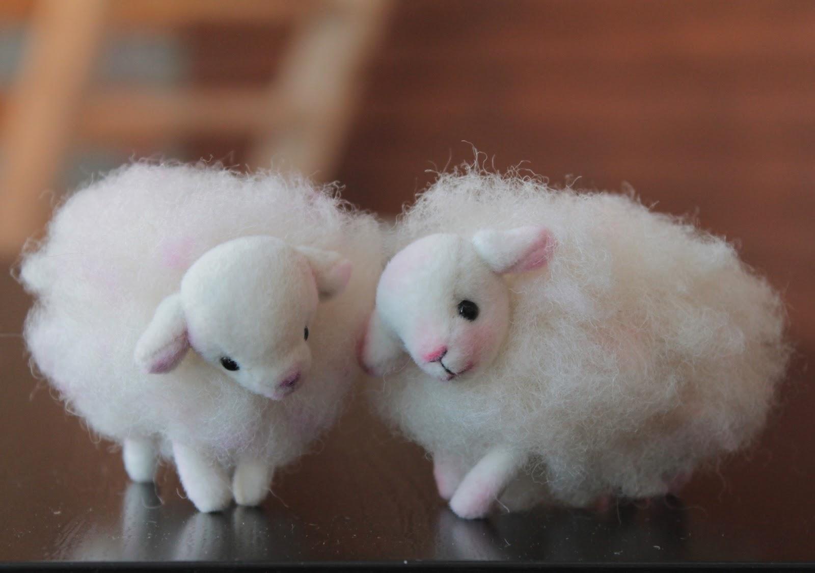 Бесплатный мастер-класс по шитью овечки