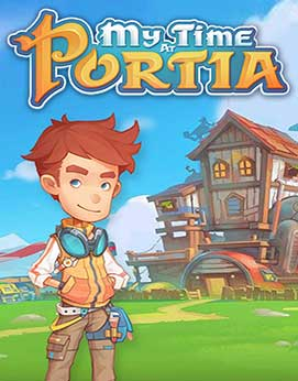 My Time At Portia Jogos Torrent Download capa
