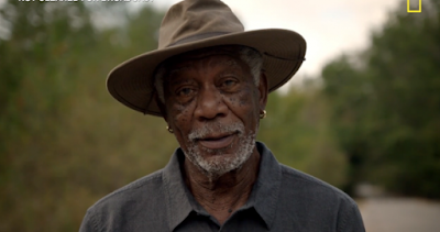 "Morgan Freeman în cadrul documentarului ""The Story of God"", 2016 (imaginiea: National Geographic/captura de ecran)"