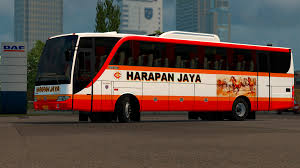 OLD SETRA MH ets2