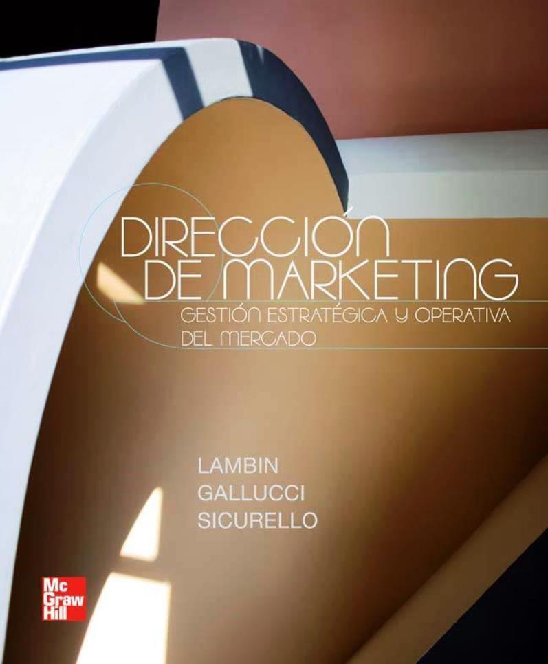 Dirección de marketing, 2da Edición – Jean-Jacques Lambin