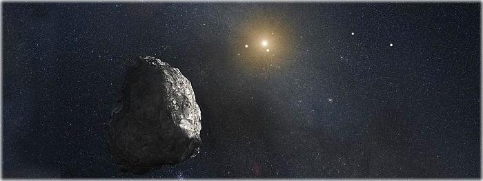 novos objetos estranhos foram encontrados durante busca de nono planeta