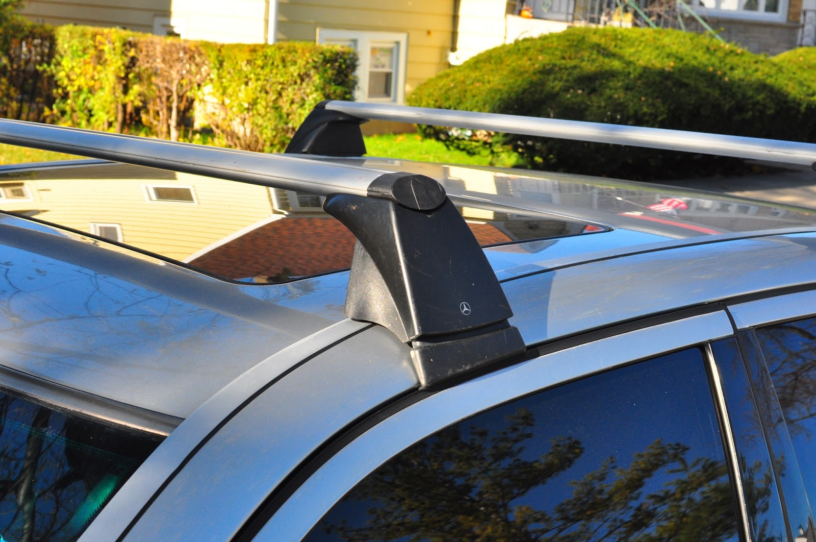 W210 Factory Roof Rack System Artisan