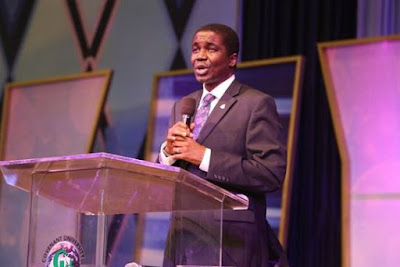Breaking Invisible Barriers by Bishop David Abioye