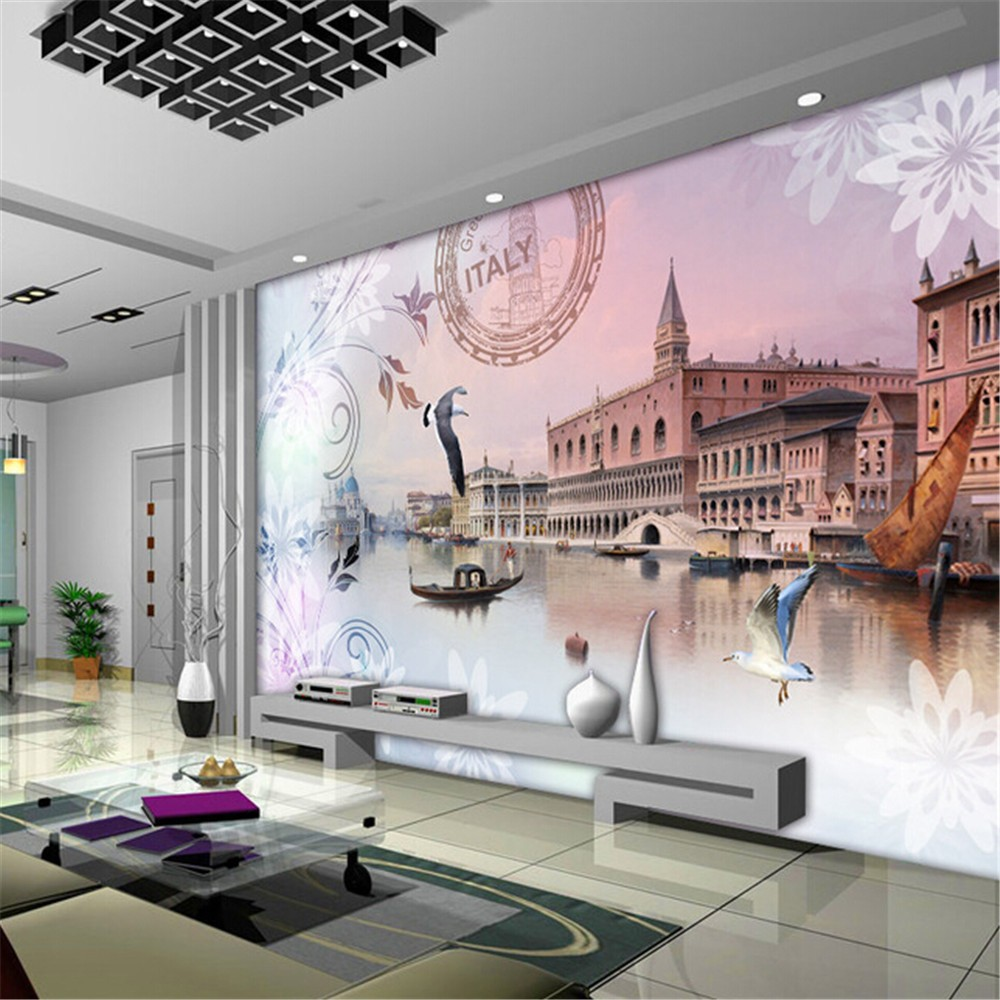 2017 3d for Big wallpaper for wall