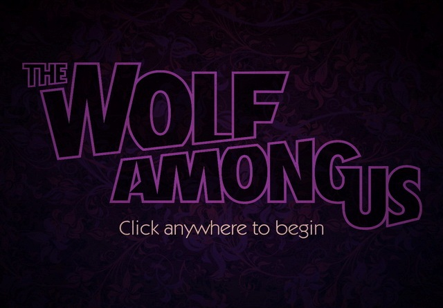 The Wolf Among Us Free Download PC Games