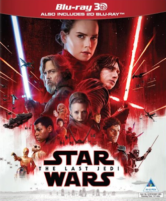 Star Wars: The Last Jedi 3D [BD25] [Latino]