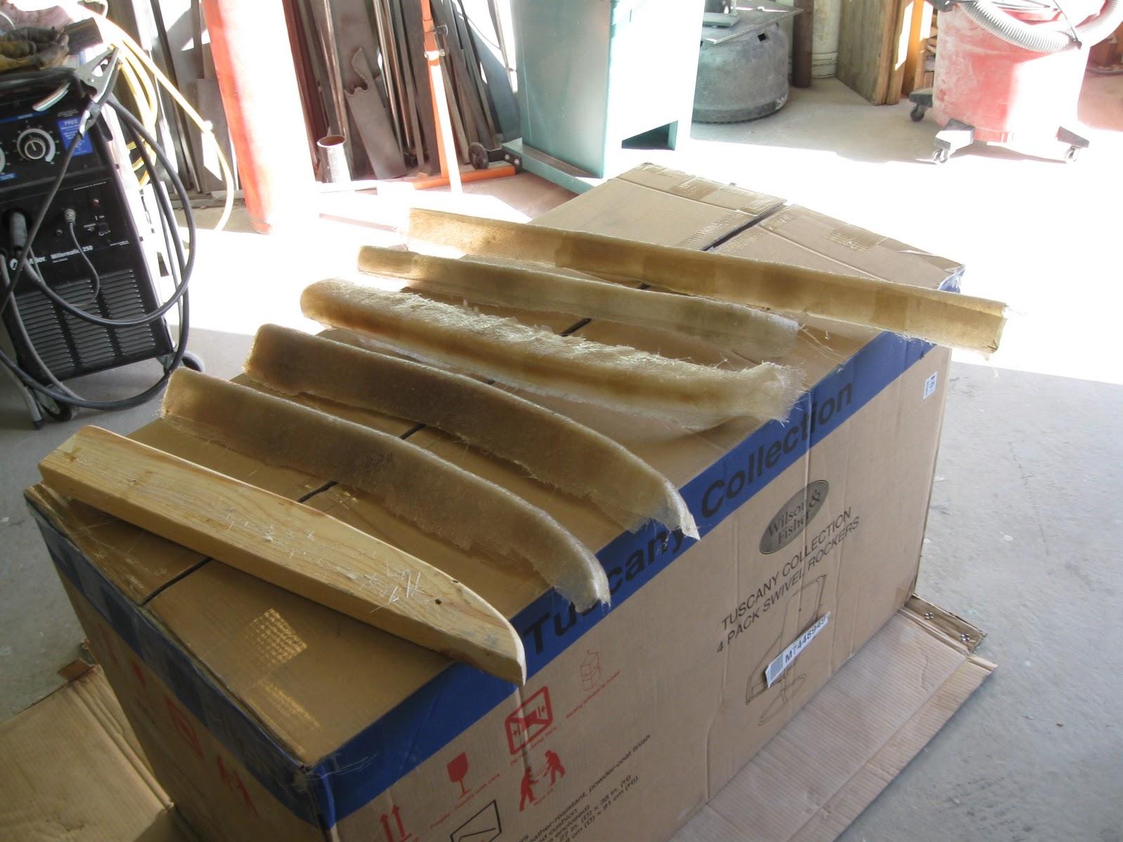 Streetrod 101 Building A Fiberglass Trunk Lid Part 1