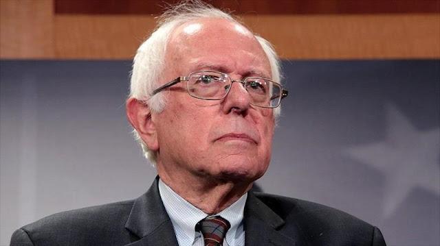 Sanders: EEUU apoya la guerra saudí contra Yemen