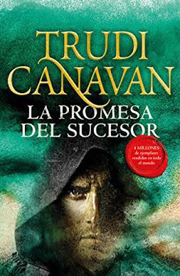 Libro - LA LEY DEL MILENIO #3 La Promesa del Sucesor. Trudi Canavan (Fantascy - 12 Abril 2018) NOVELA FANTASIA portada españa español