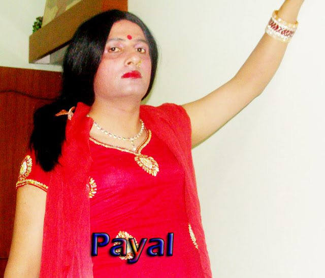 Indian Crossdresser