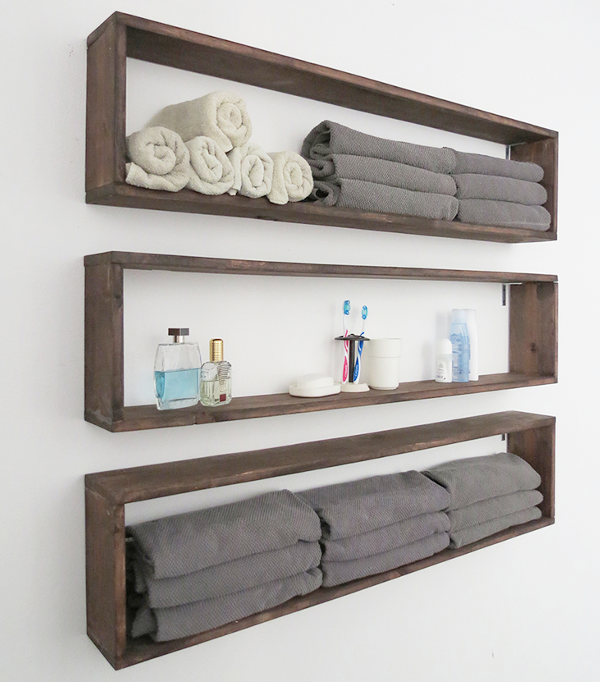 diy home sweet home unique wall storage ideas