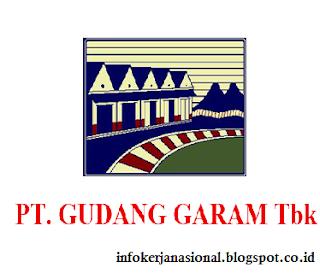 Info Lowongan Kerja PT. GUDANG GARAM Tbk.