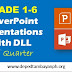 1st Quarter PowerPoint Presentations with DLL (Grade 1 to 6)