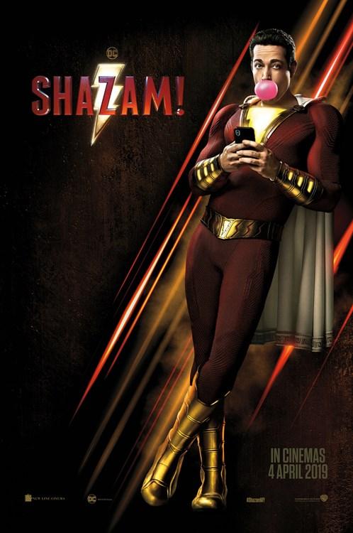 Review Filem Shazam!