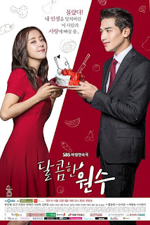 Sinopsis Sweet Enemy {Drama Korea}