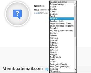 Langkah langkah membuat email gmail