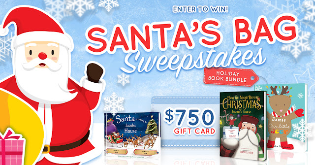 Put Me In The Story Santa's Bag Sweepstakes