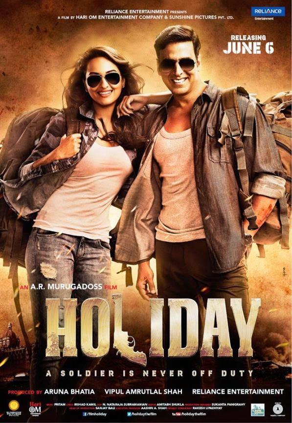 Bollywood Holiday