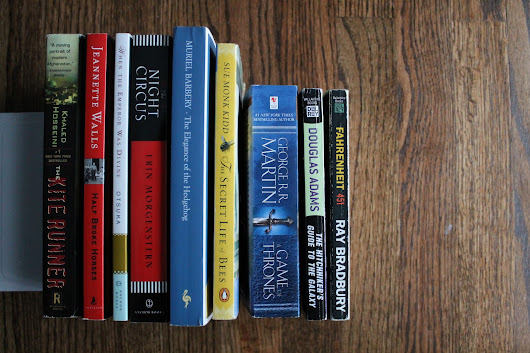 Books I Want to Read In 2016