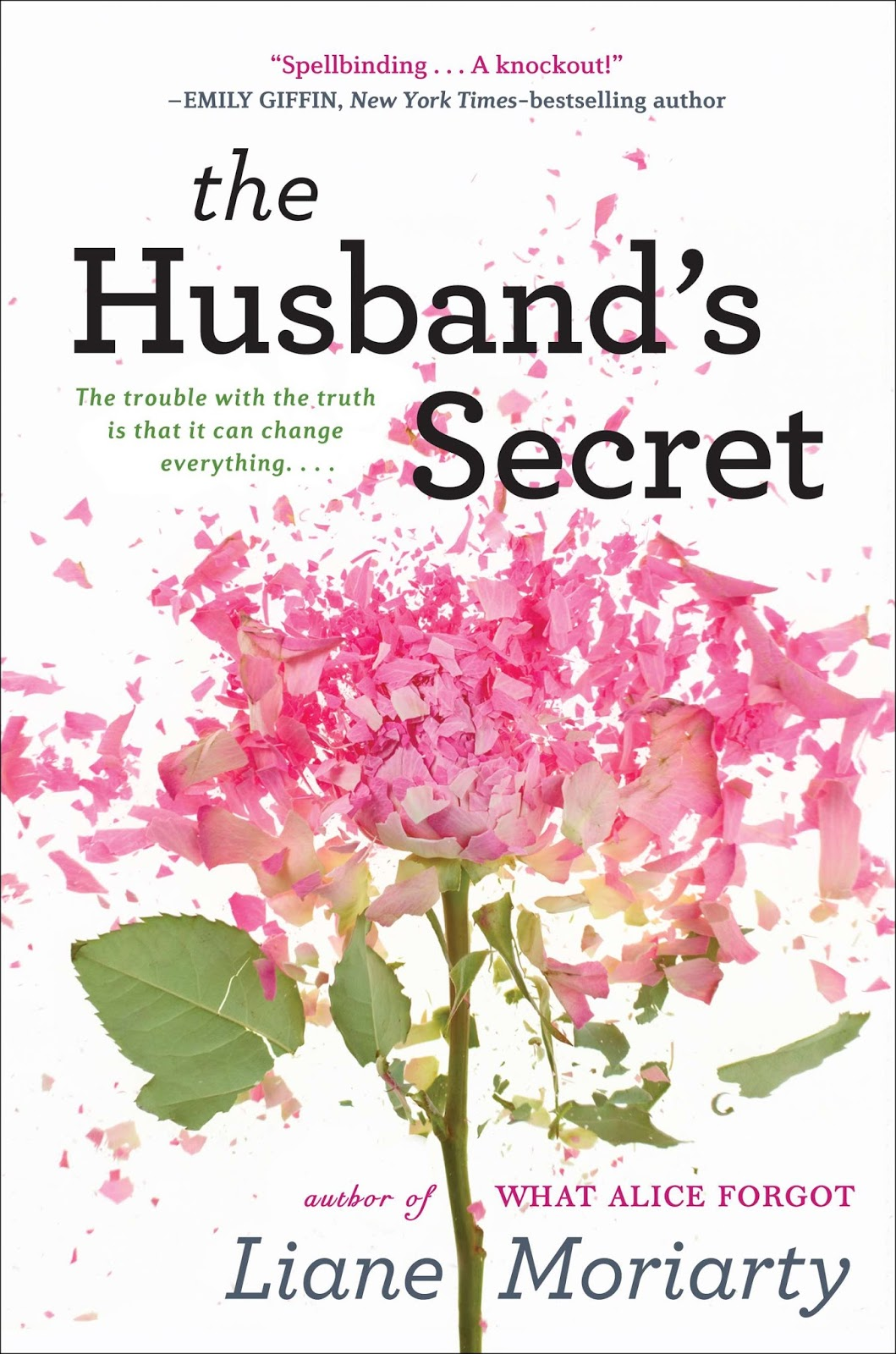 The Husband's Secret by Liane Moriarty – Let Sleeping Dogs Lie