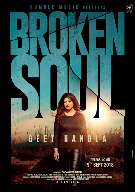 Broken Soul Punjabi Song Lyrics