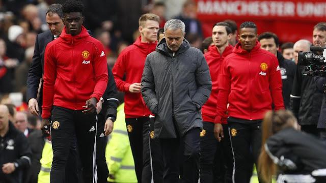 Sistem Libur a la Carte Jose Mourinho