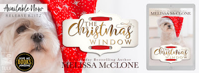 The Christmas Window, Melissa McClone