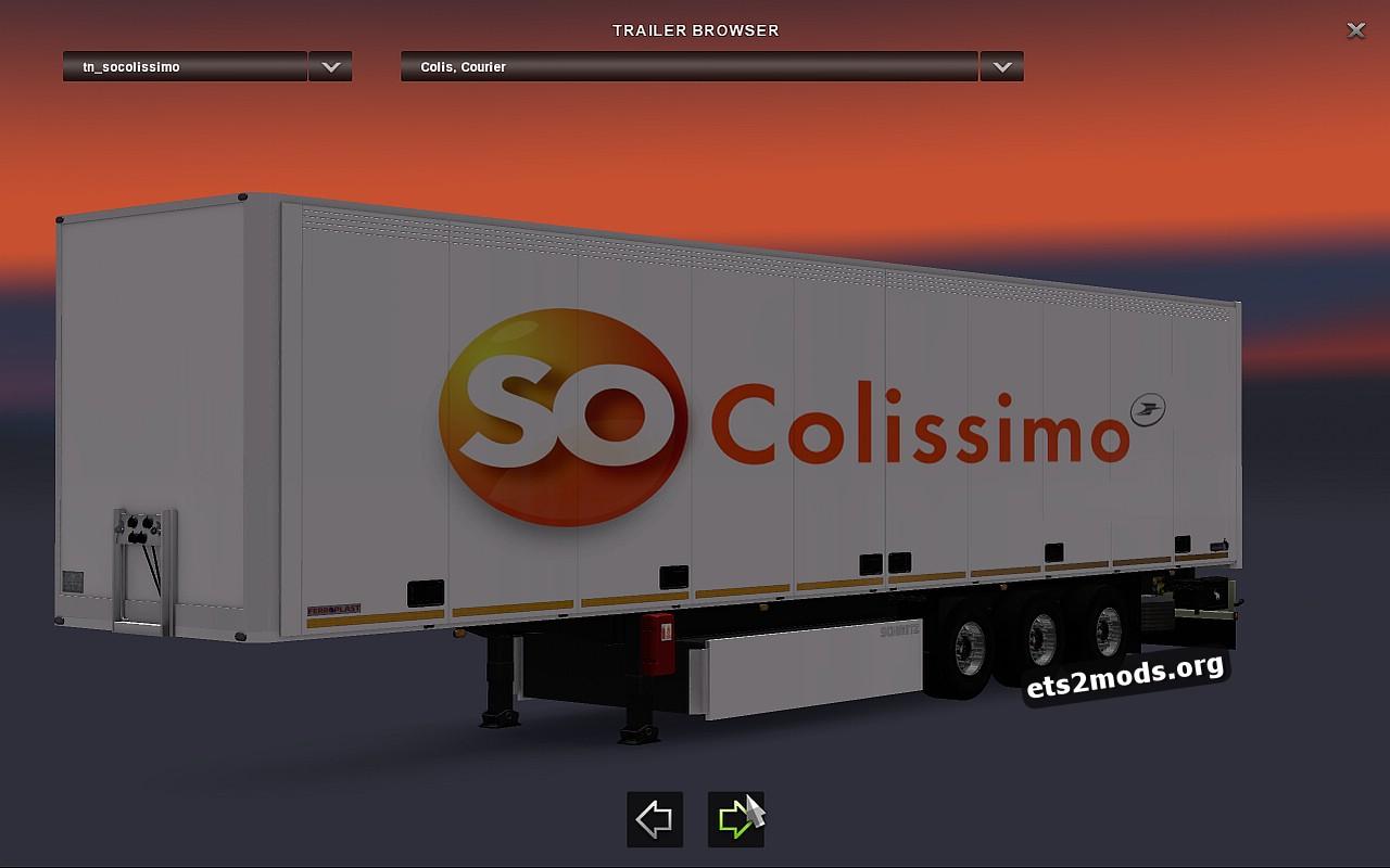 Standalone SoColissimo Trailer
