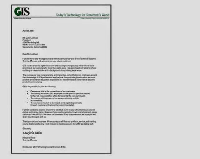 Contoh Surat Resmi Full Block Style Dalam Bahasa Inggris