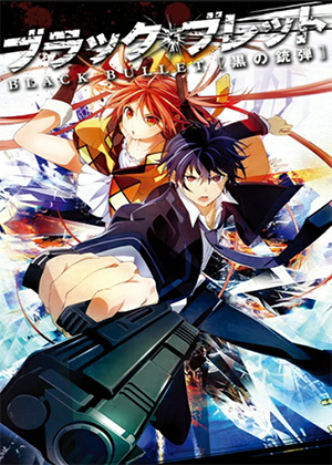 Black Bullet [13/13] [HD] [MEGA]