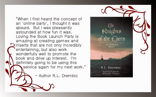http://www.amazon.com/Knights-Caers-Uprisings-R-L-Drembic-ebook/dp/B00F9H9ED8/ref=sr_1_1?s=books&ie=UTF8&qid=1400965352&sr=1-1&keywords=r.l.+drembic