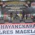 Kumpul Bareng Scooter Magelang Raya ( SEMAR ) Lapangan Kujon Borobudur 22 - 23 Juli 2017