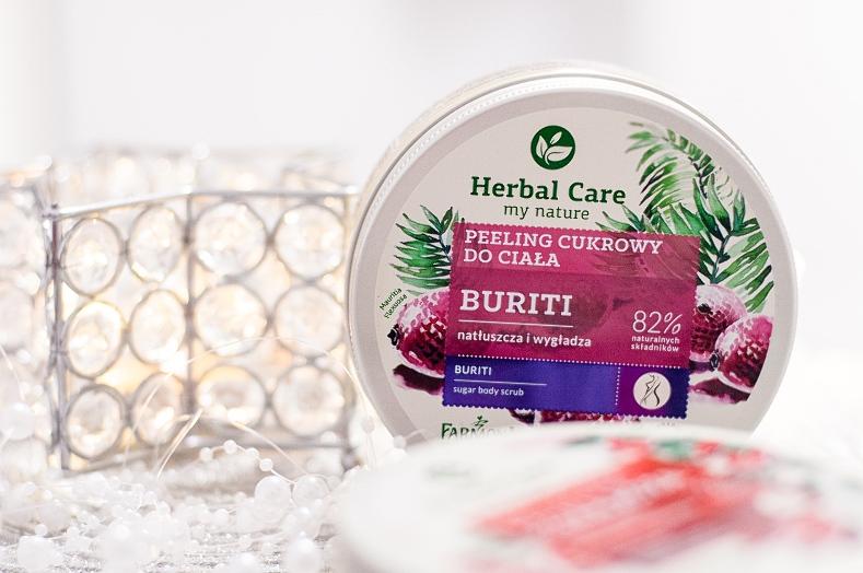 Masła i peeling do ciała Herbal Care